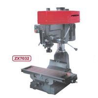bench drilling and milling machine ZX7032/driller and miller/drilling machinery thumbnail image