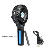4 inch mini usb handheld 18650 lithium battery fan