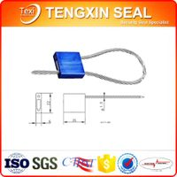 Evidence Tampering and Intrusion Cable Alloy Seal