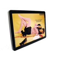 22 inch metal shell retail 12V vertical screen full hd led screens for advertising display monitor