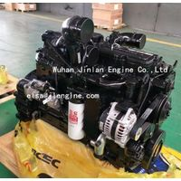 QSL9-C280 QSL9 280hp construction machine engine
