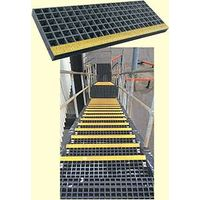 FRP/GRP PULTRUDED PROFILES with stair trade
