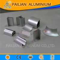 Cleanroom aluminium door frame / aluminum channel profiles for clean room