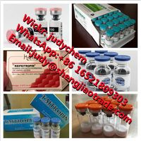 HGH rhGH Injections Human Growth Hormone Wickr:judychem