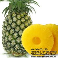 Canned Pineapple In Syrup- High quality,best price/Ms.Rome: +84 964277663