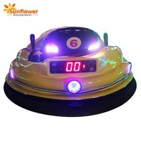Electric UFO Kids Bumper Car Manufacturers Battery Operated Bumper Cars Indoor Electric Cars Kids fo thumbnail image