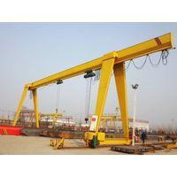 Workshop used Single girder gantry crane