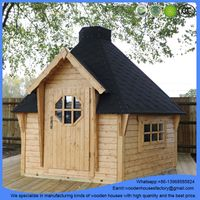 professional manufacturer of prefab houses made of log/wood/timber