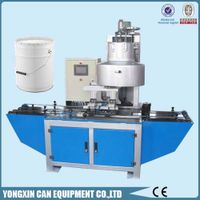 automatic drum tin can seamer machine