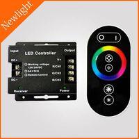 6 keys RGB RF LED Touch Controller 18A DC 12V/24V thumbnail image
