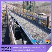 Cold Resistant EP/NN/CC Conveyor Belt Rubber Belt