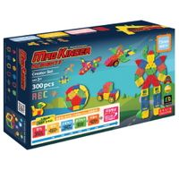Magkinder 75mm Almighty Building Block Creator Set 300 pcs
