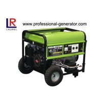 Recoil Starter 7kw Portable Diesel Fuel Generator 50 / 60HZ with EPA Certificate thumbnail image