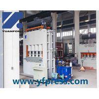 Good quality short cycle laminating press for high-grade laminate flooring