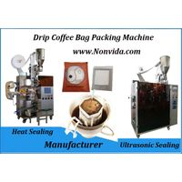 Japanese drip coffee bag packing machine, high speed coffee packaging machine thumbnail image