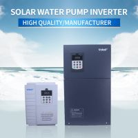 Solar water pump inverter 7.5kw 380v controller automatic start with MPPT function solar farm thumbnail image