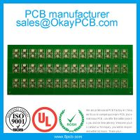 2 Layer PCB with immersion gold PCB board thumbnail image