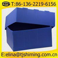 Coroplast Box, Corrugated Plastic Box, Corrugated Plastic Container,Corrugated Plastic Boxes thumbnail image