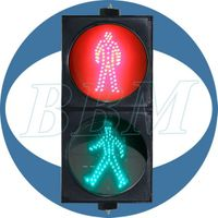 300mm stop go pedestrian traffic safety light