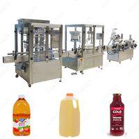 Automatic Sanitizer Filling Machine, Disinfectant Filling Machine thumbnail image