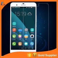 Anti oil clear tempered glass screen protective film for huawei p7 thumbnail image