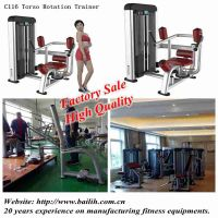 2016 Newest Strength Line, Bailih C116 Torso Rotation Trainer Commercial Gym Equipment Hot Sale