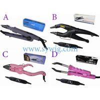 hair extension connector  /applicator/ wand/ iron thumbnail image
