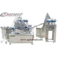 Disposable Syringe Assembly Machine