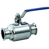 sanitary clamped ball valve thumbnail image