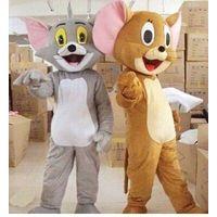 Angelique rat and Tom cat cartoon costume