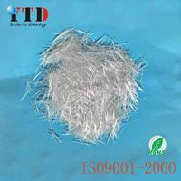 alkali resistant glass fiber chopped strand for concrete