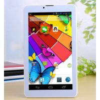 7 inch android Build-in 3G Tablet PC dual SIM card slot 8 Rom tablet pc thumbnail image