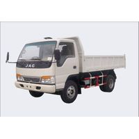 JAC 4*2 mini dump truck,3-ton Loading, 80km/hour Maximum Speed,DA004