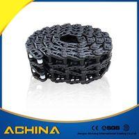 good quality high strength excavator track chain, tracklink
