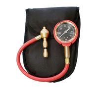 Tyre Deflator with Pressure Gauge