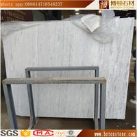 A grade white volakas marble floor and wall slab tile thumbnail image