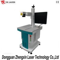 Cheap 20W fiber laser marking machine thumbnail image