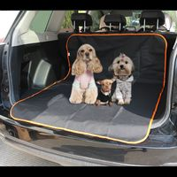 CAR SEAT PET COVER & BOOT LINER