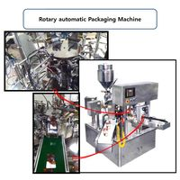 Food rotary type packing Machine
