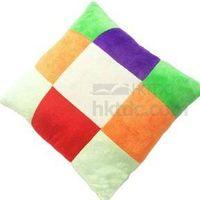Sofa Plush Square Throw Pillow