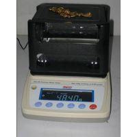 Gold purity testing machine/gold densimeter