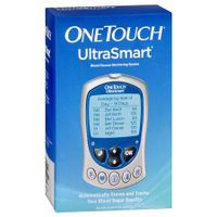 OneTouch UltraSmart Blood Glucose Meter