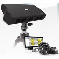 CST-industrial-type twin-lens 3D color scanner (CRONOS 3D-DUAL)