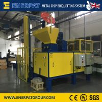 Horizontal Hydraulic Metal Turnings Briquetting Press with China Factory Price thumbnail image