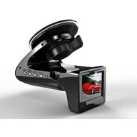 2.0inch LCD E-dog  GPS car dvr speed detecting car camera