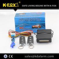keyless entry system KD501