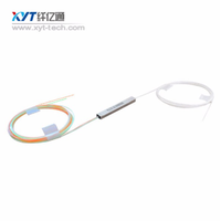 dual stage 1310nm PM ethernet fiber optical isolator with high quality thumbnail image
