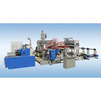 LY-B Semi-automatic Multi-functional Extrusion Lamination Machine