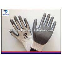 100% Nylon Knitted Mechanics Safety Gloves