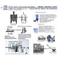 juice drinks processing machine thumbnail image